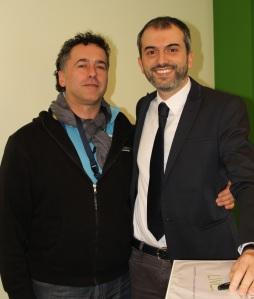Carlo Cavassori Andrea LAGRAVINESE